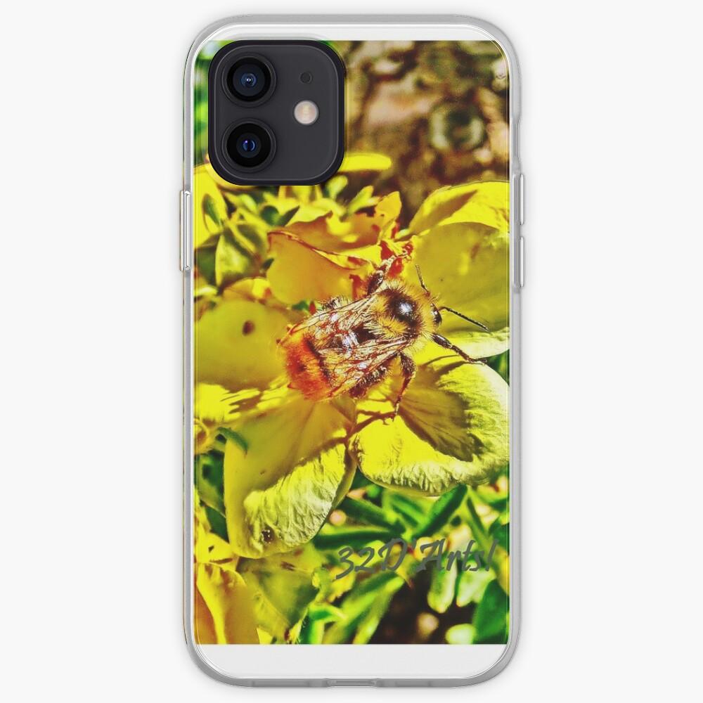 Elusive Bee iPhone Case & Cover