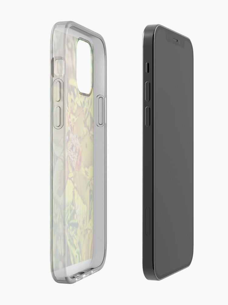 Alternate view of Elusive Bee iPhone Case & Cover