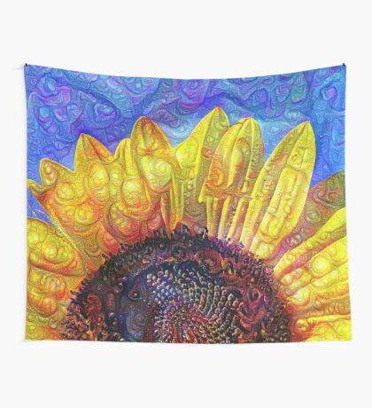 Solar eyelashes Wall Tapestry