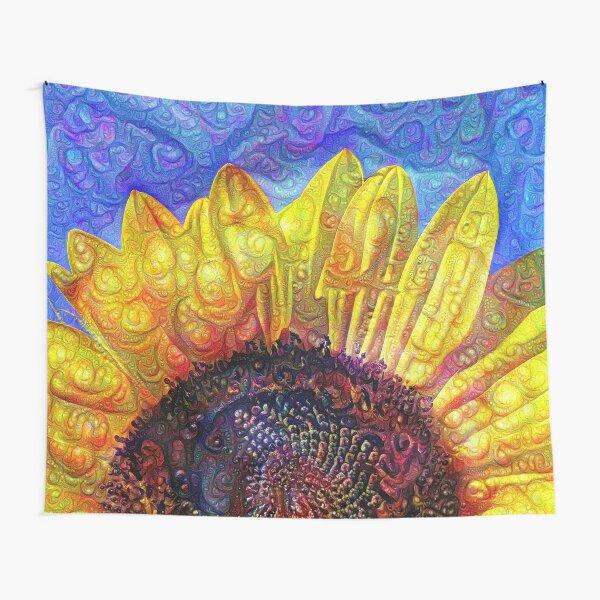 Solar eyelashes Tapestry