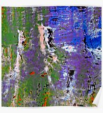 Reflections In a Pond #12a Poster