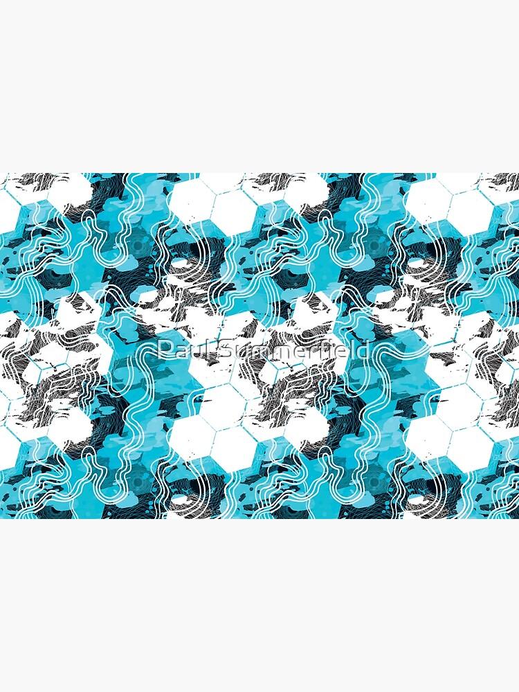 Geometric Camouflage by lazykite