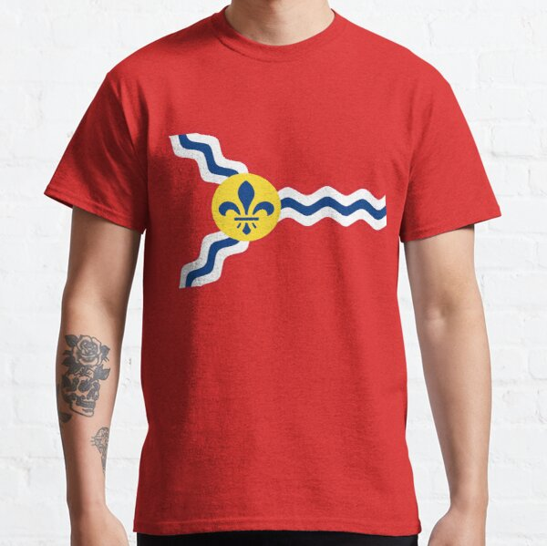 St. Louis Flag Classic T-Shirt