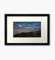 Harding at Sunrise Framed Print