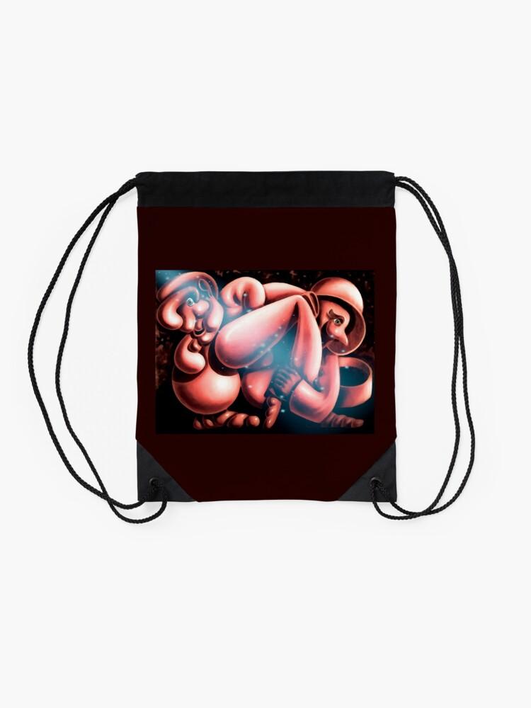 Alternate view of TRANSAGE Drawstring Bag