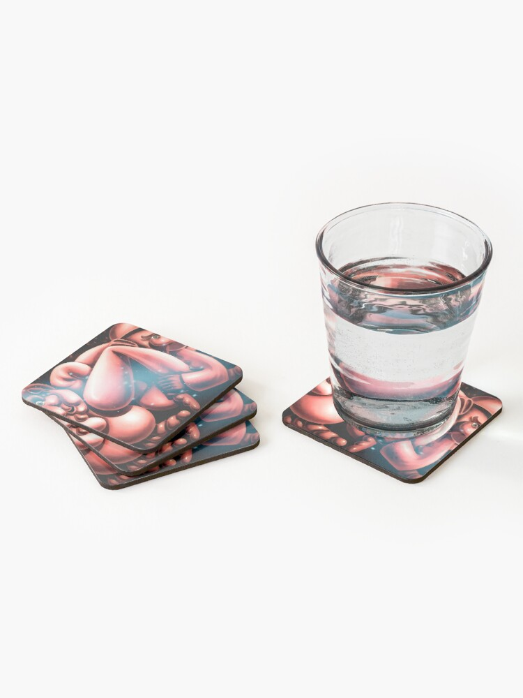 Alternate view of TRANSAGE Coasters (Set of 4)
