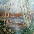 Spring at Sandstone Brook... by linmarie