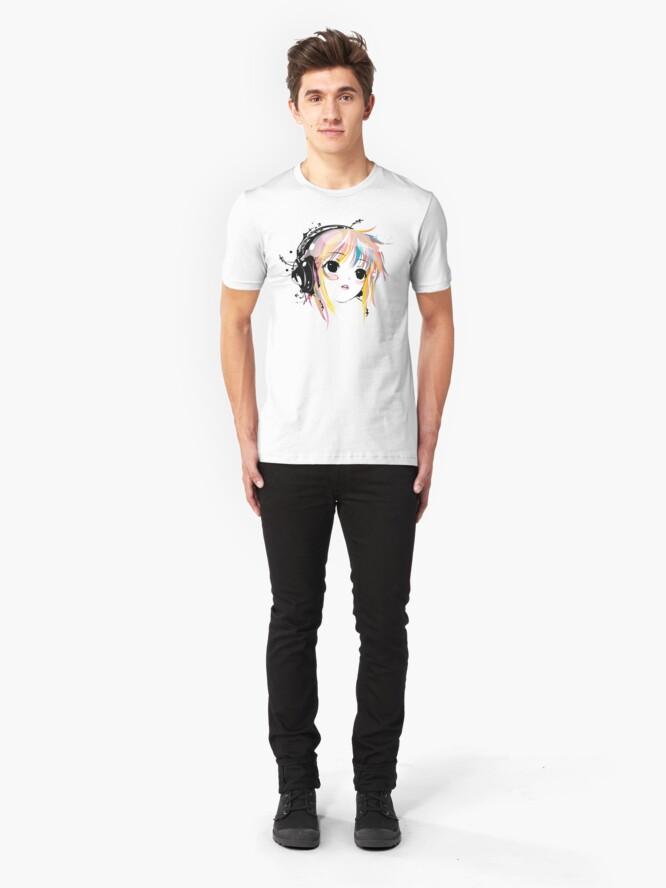 Alternate view of Yuki Remix Slim Fit T-Shirt