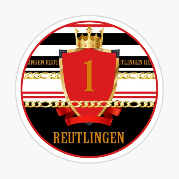 Reutlingen Sticker