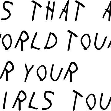 World Tour by OffRedEye