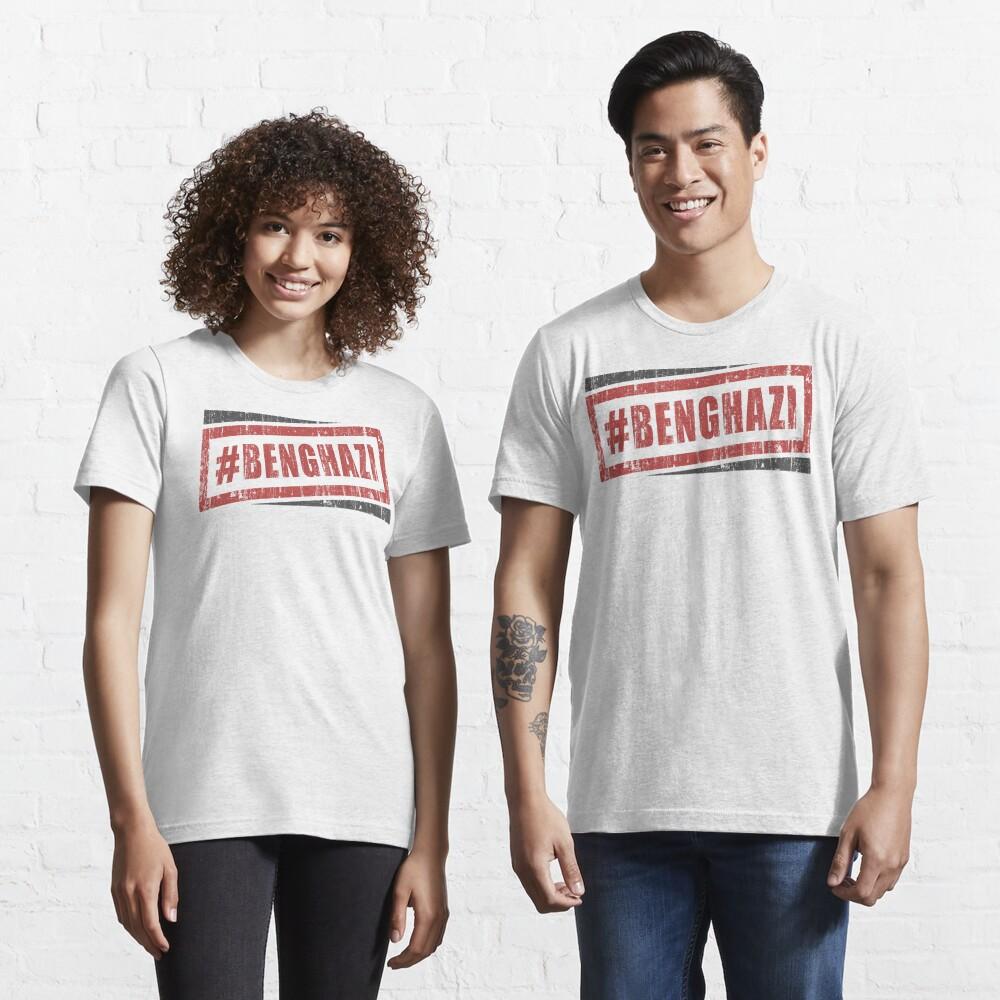 Benghazi Essential T-Shirt