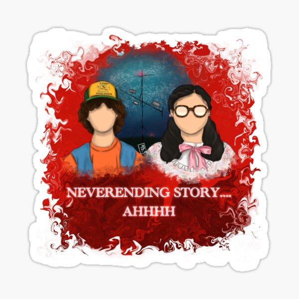 Neverending Story... Sticker