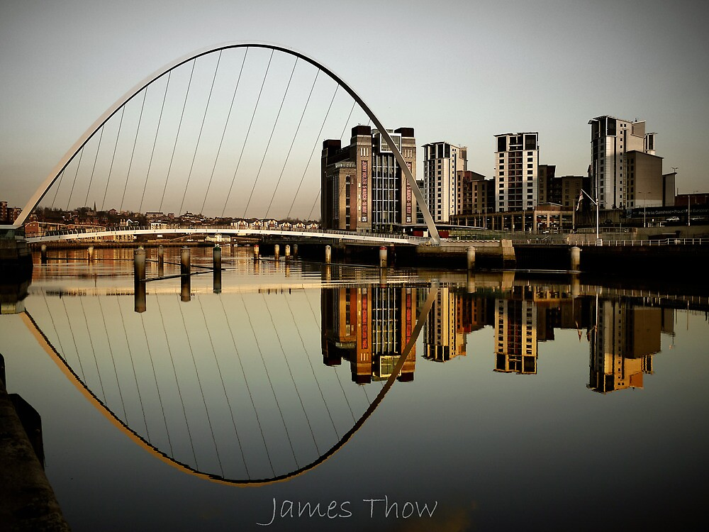 Millenium  by james  thow