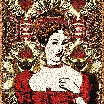 Red Queen Baroque by RCdeWinter