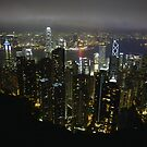 Hong Kong by Cageling