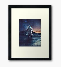 Stranded II Framed Print