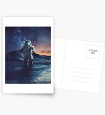 Stranded II Postcards