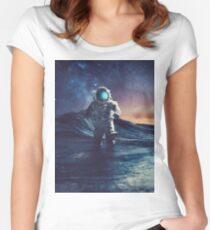 Stranded II Fitted Scoop T-Shirt