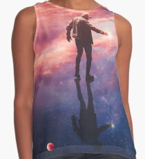 Star Catcher Sleeveless Top
