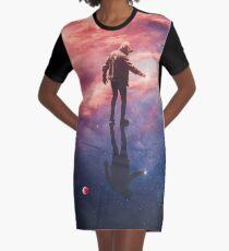 Star Catcher Graphic T-Shirt Dress