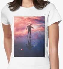 Star Catcher Fitted T-Shirt