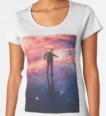 Star Catcher Premium Scoop T-Shirt