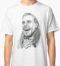 Dot Dot Dot Andrew WK  Classic T-Shirt