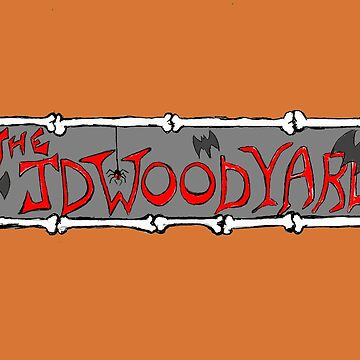 JDWOODYARD HALLOWEEN by TheSavageLegend