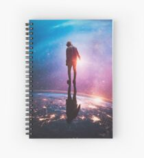 A World Away Spiral Notebook