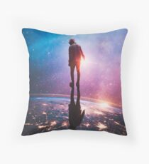 A World Away Floor Pillow