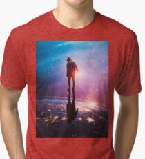 A World Away Tri-blend T-Shirt