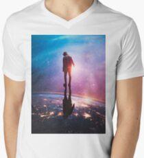 A World Away V-Neck T-Shirt