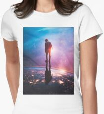A World Away Fitted T-Shirt
