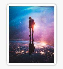 A World Away Sticker