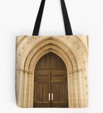 Big Door Tote Bag