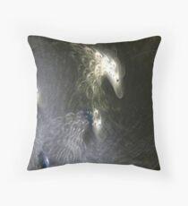 Angel Dust Throw Pillow