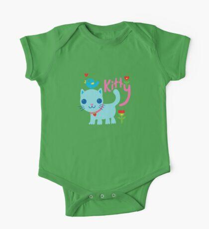 Cat Love Kids Clothes