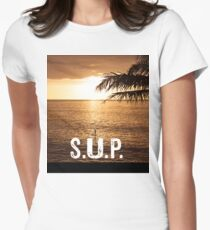 SUP - Stand Up Paddle Boarding  T-Shirt