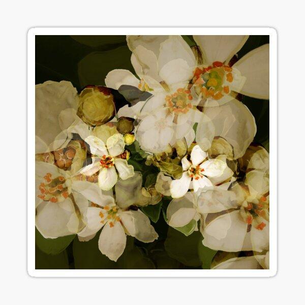 Alhambra Blossom II Sticker