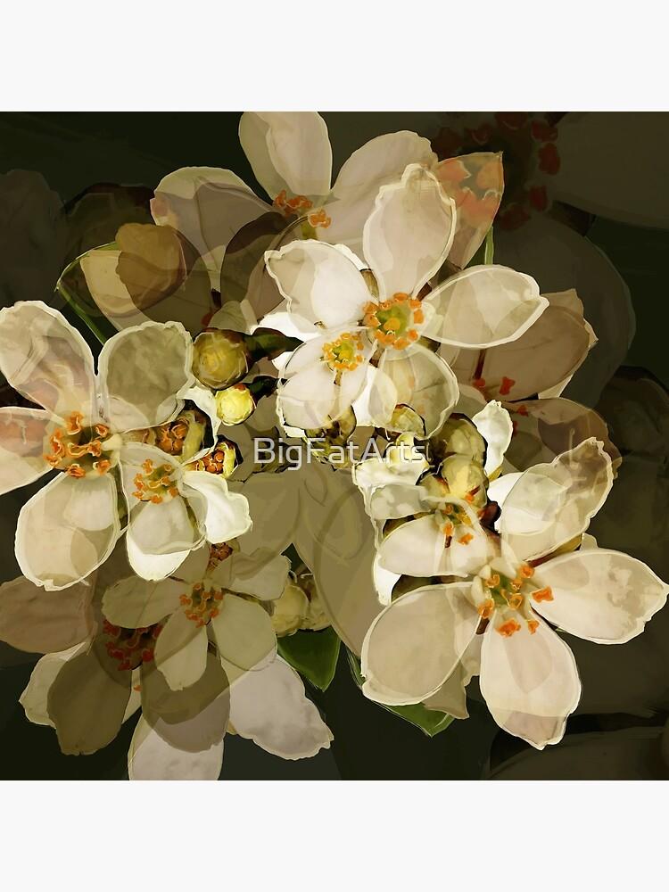 Alhambra Blossom by BigFatArts