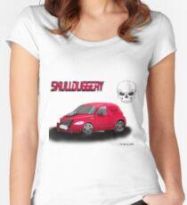 Skullduggery Women's Fitted Scoop T-Shirt