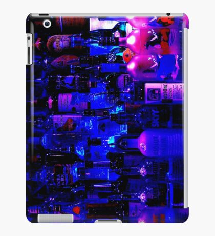 drinking makes me blue iPad Case/Skin