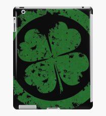 Lucky Clover iPad Case/Skin