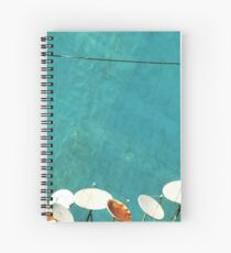 Silence Speaks Volumes Spiral Notebook