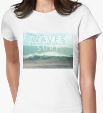 Surf Waves of Hawaii T-Shirt