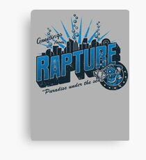 Greetings from Rapture! Canvas Print