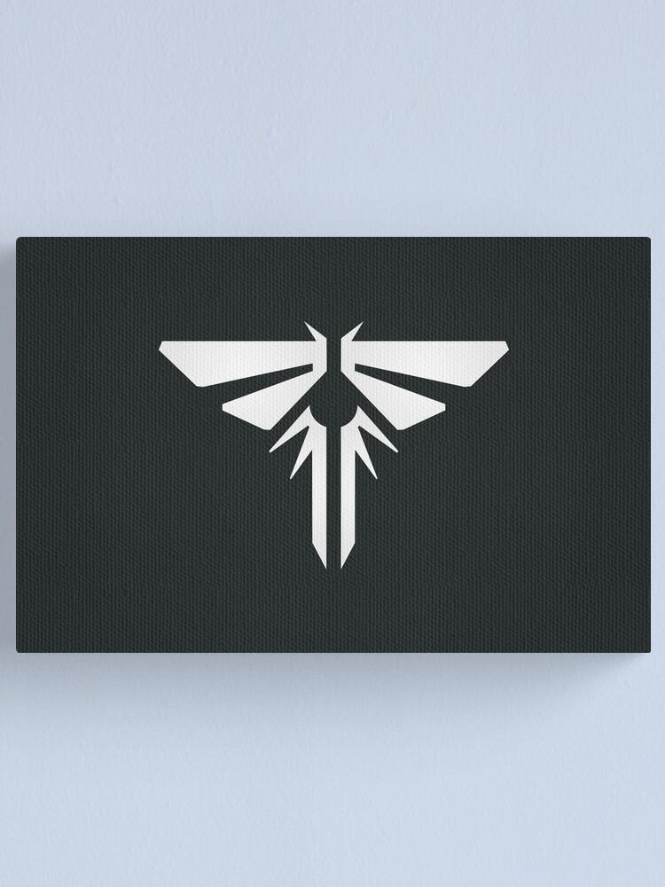 Alternate view of Fireflies Logo Canvas Print