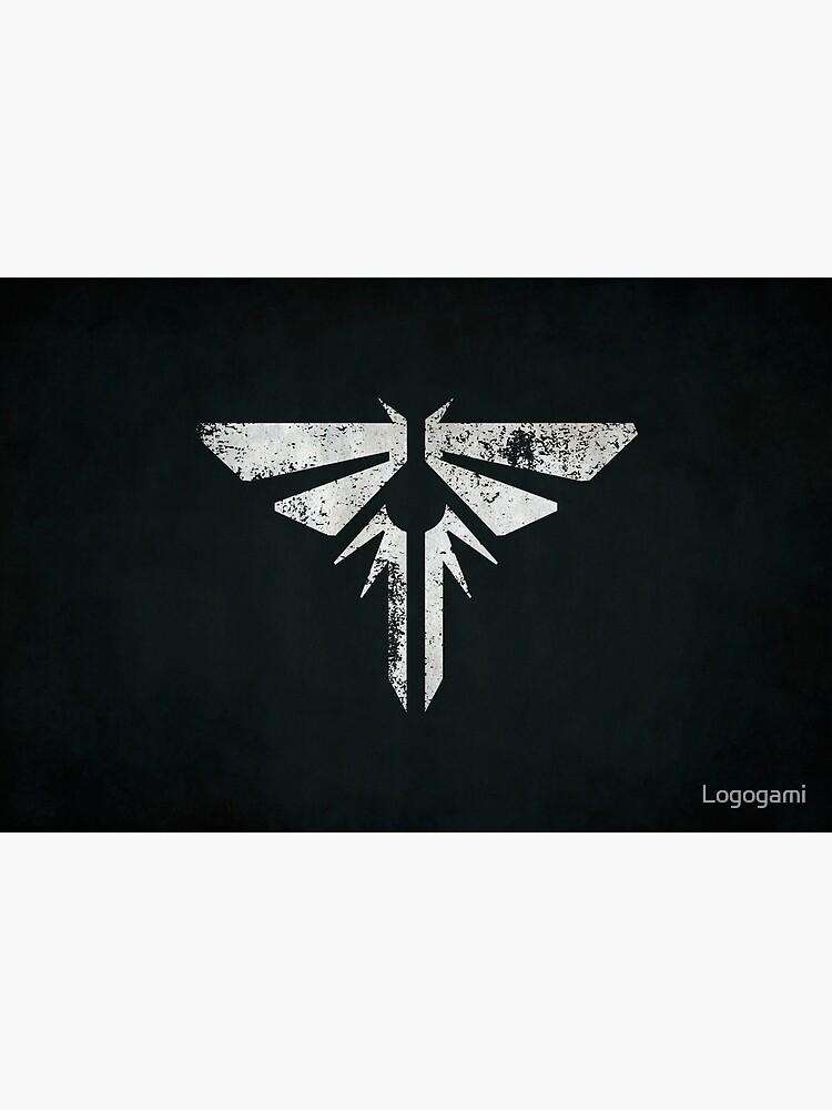 Fireflies Logo · Distressed by Logogami