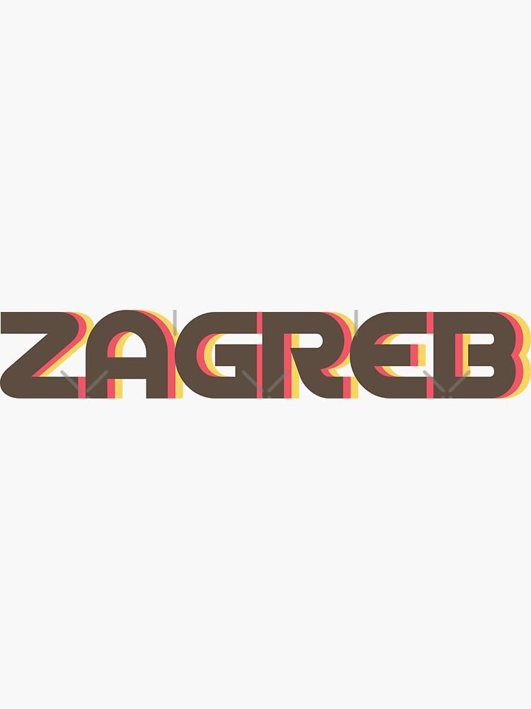 Zagreb Retro by designkitsch