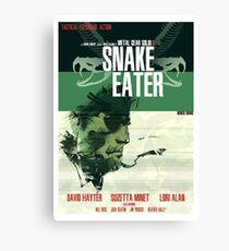 Snake Eater - Metal Gear Canvas Print